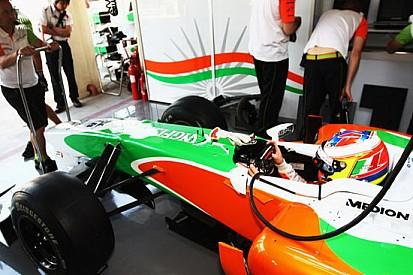 La Force India multata di 5 mila dollari