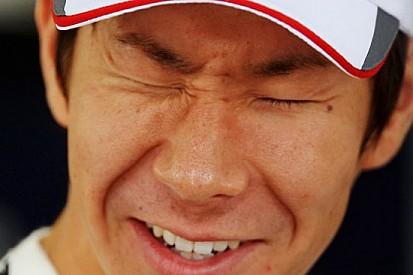 Kobayashi penalizzato di cinque posizioni