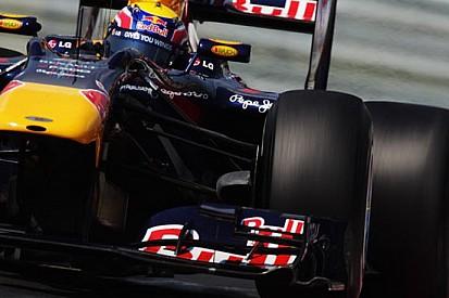 La Red Bull ora teme la pista di Spa