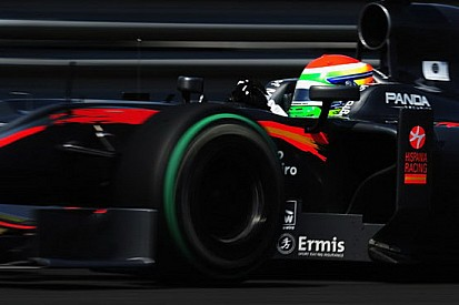 Yamamoto e Senna la coppia HRT per Spa