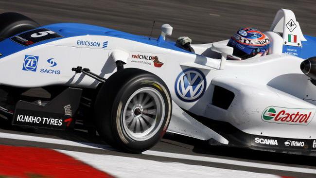 E ancora una volta Mortara è in pole position