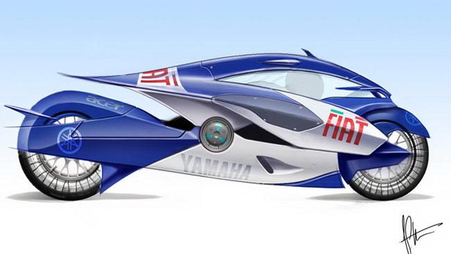 Ecco Un Prototipo Da Corsa Per Il 2030 Motogp News