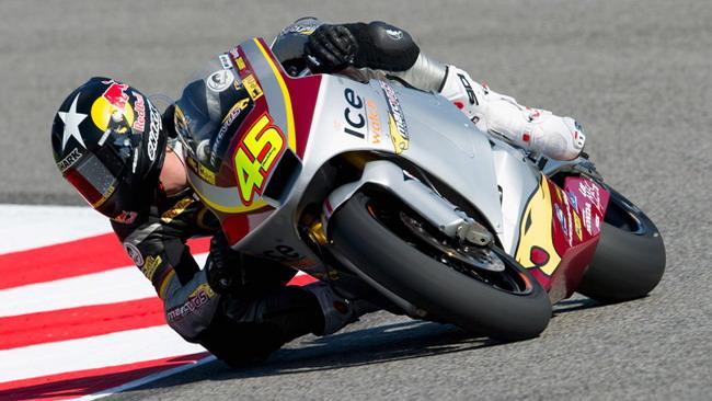 Redding in pista a Valencia lunedì prossimo