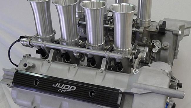 Un nuovo motore BMW-Judd per le LMP2