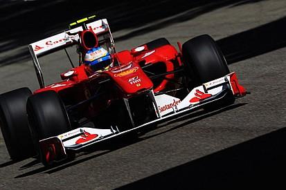 Alonso soddisfatto dei miglioramenti visti pomeriggio