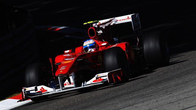 Alonso in pole, la Ferrari ci crede!