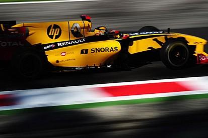 Kubica con la Renault deluso del nono posto