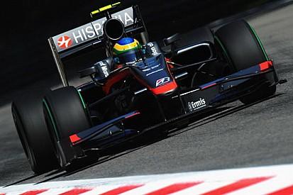 HRT corre a Monza con le ali di Montecarlo!