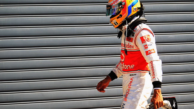 Hamilton chiede scusa alla McLaren