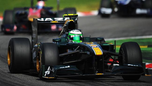 Ufficiale la rottura tra la Lotus e la Cosworth