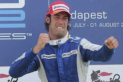 Ricci debutta con la RP Motorsport a Navarra