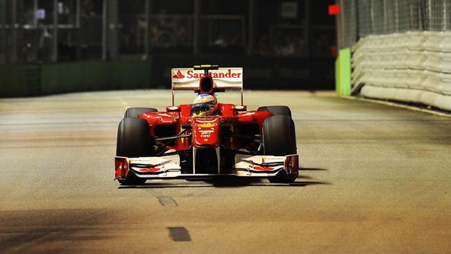 Alonso ottimista nonostante il tempo perso