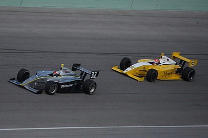 Primo sigillo di Wagner e della Davey Hamilton Racing