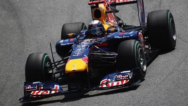 Vettel-Webber: Red Bull è campione Costruttori