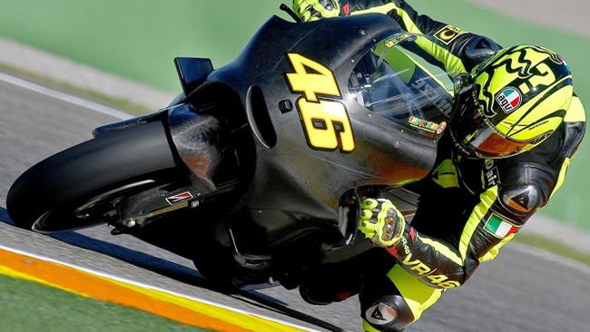 Rossi è già più veloce di Hayden!