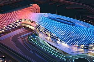 MotoGP Ultime notizie Abu Dhabi vuole anche la MotoGp!