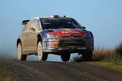 Galles, PS10: Loeb torna al comando