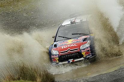 Galles, PS12: Che battaglia tra Loeb e Solberg!