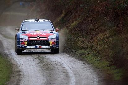 Galles, PS20: Loeb chiude l'era delle WRC