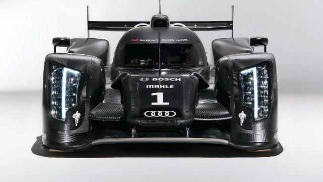Ecco la nuova Audi R18