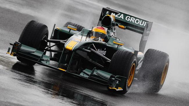 Il Team Lotus interrompe il suo rapporto con Fauzy