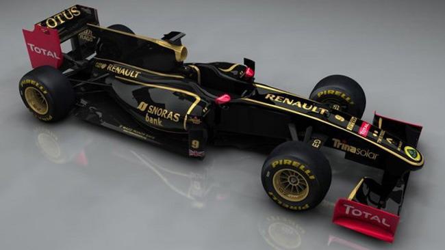 La famiglia Chapman supporta il Group Lotus