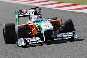 Formula 1 Ultime notizie La nuova Force India debutta ai test di Jerez