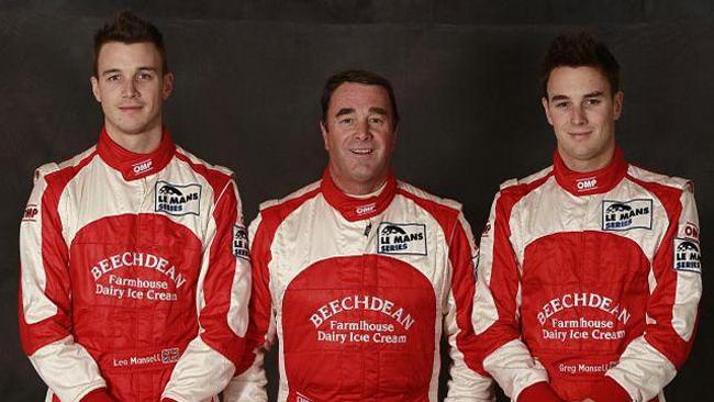 I Mansell di nuovo insieme alla 24 Ore di Dubai
