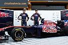 La Toro Rosso ha il doppio fondo sotto le pance!