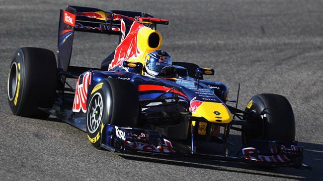 Valencia, Day 1: Vettel al top a fine giornata