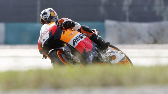 Sepang, Day 2: doppietta Honda con Pedrosa e Stoner