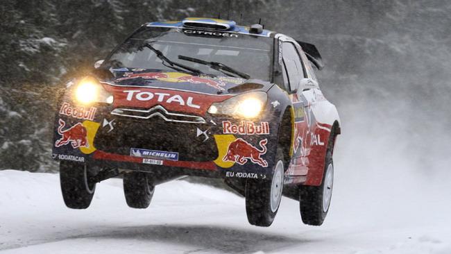 Svezia, PS6: prima vittoria di speciale per la DS3 WRC