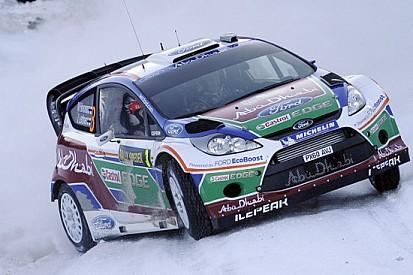 Svezia, PS22: A Mikko Hirvonen il Rally di Svezia!