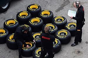 Formula 1 Ultime notizie Pirelli sceglie le dure e le soft per i primi quattro Gp