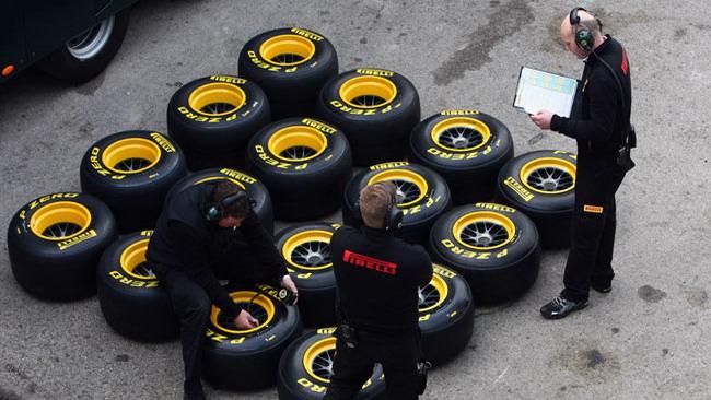 Pirelli sceglie le dure e le soft per i primi quattro Gp