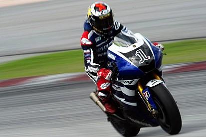 La Yamaha è ancora senza sponsor