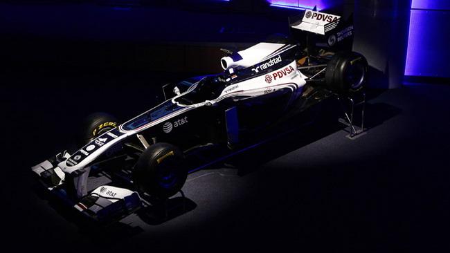 Ecco la nuova livrea della Williams FW33