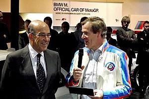 La Dorna rinnova la partnership con la BMW