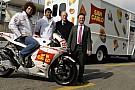 Il Team San Carlo Honda Gresini si presenta a Monza