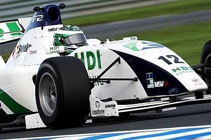 Kelvin Snoeks continua in Formula 2 nel 2011