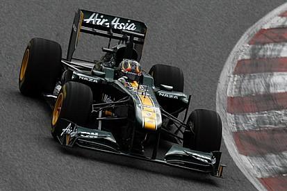 Ufficiale: Valsecchi collaudatore del Team Lotus