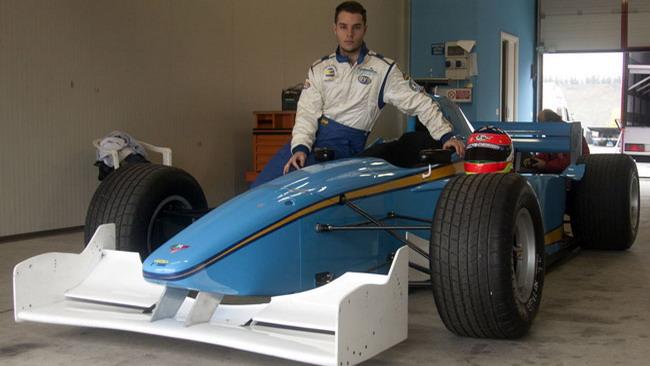 F3000: nuovo test con la CMS Racing Cars per Perini