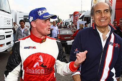 Herbert alla 24 Ore di Spa con un'Audi R8 LMS