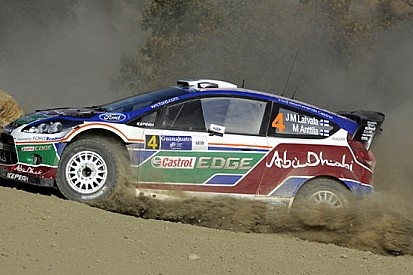Portogallo, PS7: Latvala leader a fine tappa