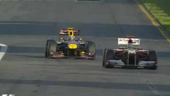 Clamoroso: l'ala della Red Bull flette di nuovo!