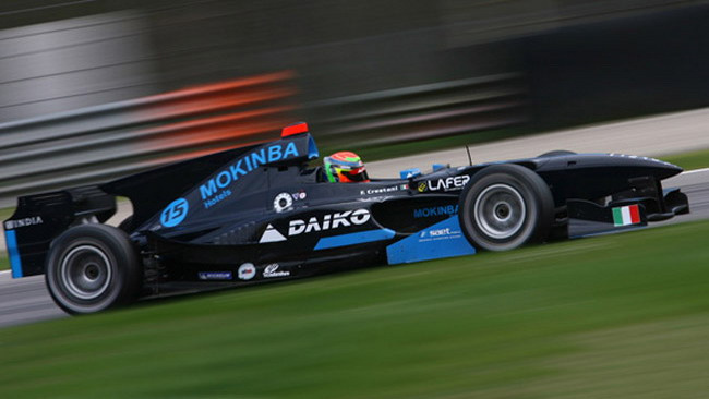 Auto Gp al top nell'open test di Monza