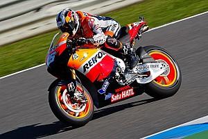 MotoGP Ultime notizie Jerez, Libere 2: Pedrosa scavalca Stoner