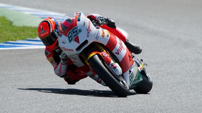Bradl conquista la pole position anche a Jerez