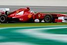 La Ferrari si prepara a fare il catenaccio
