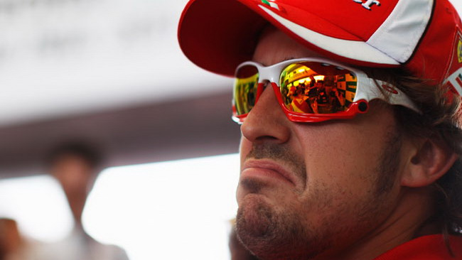 Alonso chiamato in direzione gara